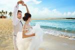 Тропическая свадебная церемония в современных традициях