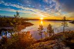Санкт-Петербург и Карелия. Саамы и кусочек Финляндии на русс